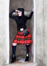 Шотландський кілт
