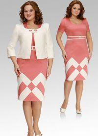 фото сукні для повних жінок