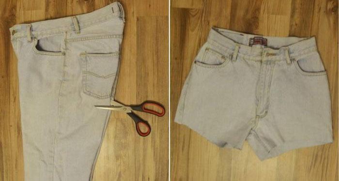 Що можна зробити зі старих джинсів своїми руками - майстер-клас, фото і відео