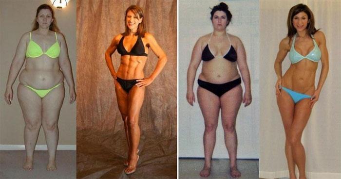 Как самой похудеть