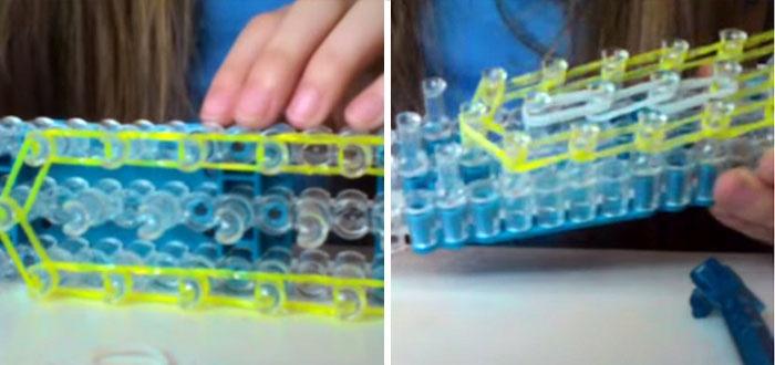 Как сделать хомяка на станке из резинок