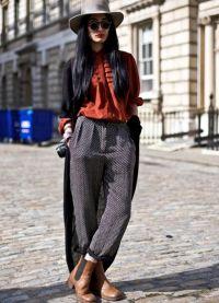 Вулична мода – осінь 2015