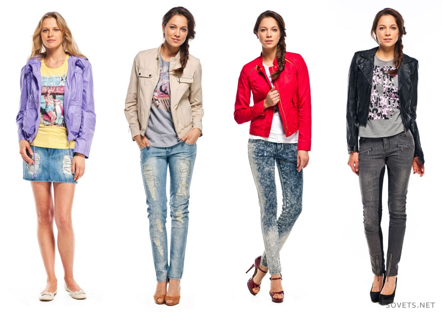 модная одежда для молодежи 2016 фото