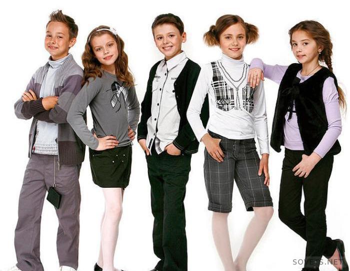 Модная одежда для подростков (фото). Одежда для подростка - советы по выбо