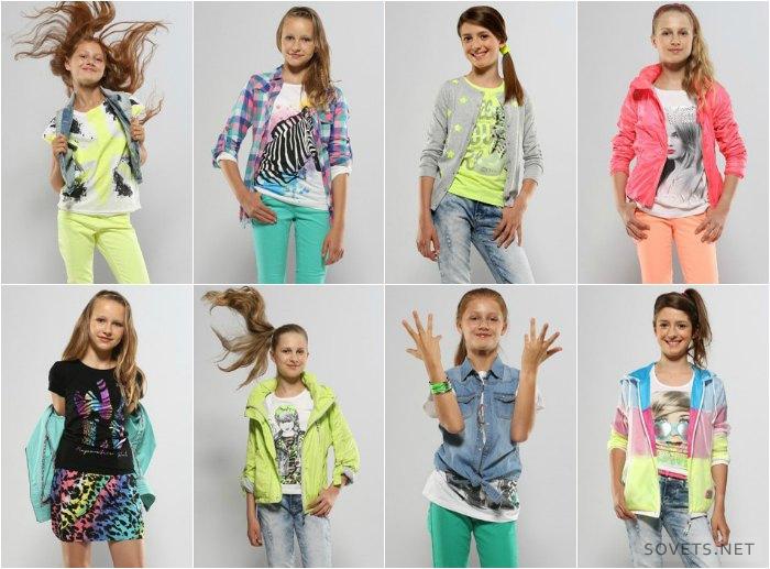 Самые модные одежды для подростков