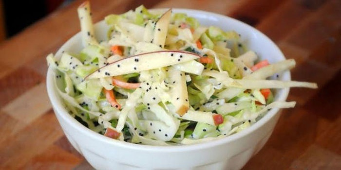 Фото рецепт салат капуста с яблоками рецепт