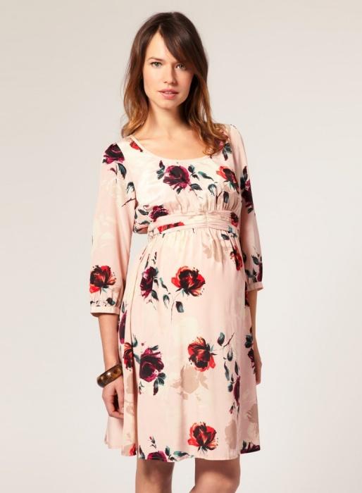 Платье для беременных фото с выкройками