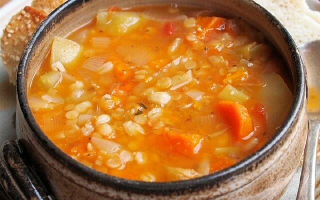 Суп из перловки как варить